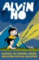 Go to record Alvin Ho #2 : allergic to camping, hiking, and other natur...