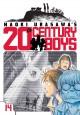 Go to record Naoki Urasawa's 20th century boys. #14, A boy and a dream