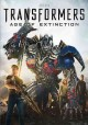 Go to record Transformers. Age of extinction