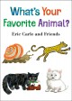 Go to record What's your favorite animal?