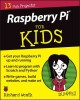 Go to record Raspberry Pi for kids for dummies