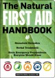 Go to record The natural first aid handbook : household remedies, herba...