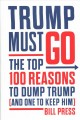 Go to record Trump must go : the top 100 reasons to dump Trump (and one...