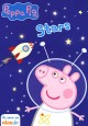 Go to record Peppa Pig. Stars.