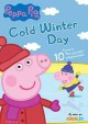Go to record Peppa Pig. Cold winter day