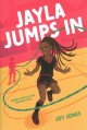 Go to record Jayla jumps in