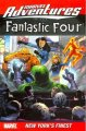 Go to record Fantastic Four #9 New York's finest