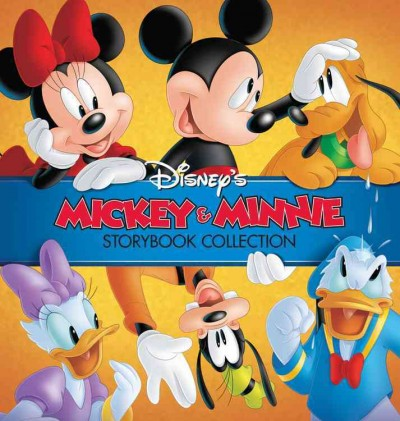 Disney S Mickey Minnie Storybook Collection Larl Nwrl Consortium