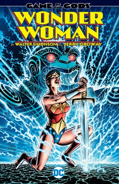 Wonder Woman : game of the gods - LARL/NWRL Consortium