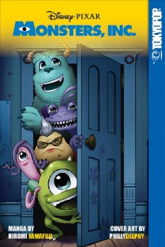 Monsters Inc Larl Nwrl Consortium