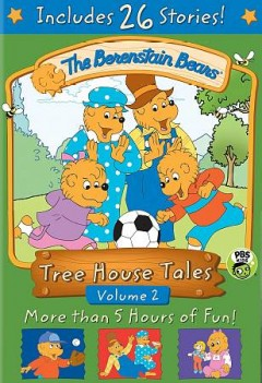 The Berenstain Bears Volume 2 Tree house tales