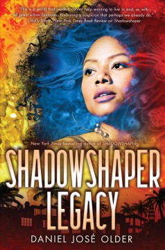 Shadowshaper legacy #3