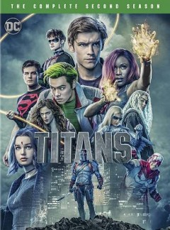 Titans The complete second season