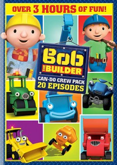 Bob the builder Can-do crew pack
