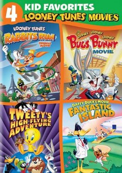 4 kid favorites Looney tunes movies