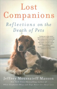 Lost companions : reflections on the death of pets