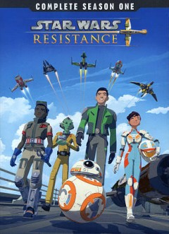 Star Wars resistance Complete season one