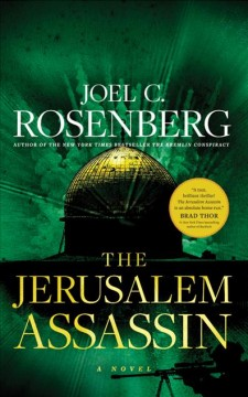 The Jerusalem assassin #3