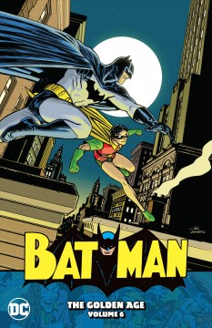 Batman, the Golden Age #6