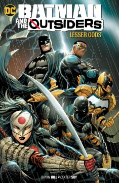 Batman and the Outsiders #1 Lesser gods