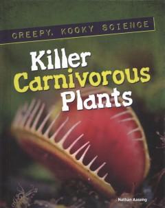 Killer carnivorous plants