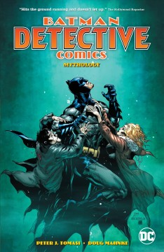 Batman detective comics #1 Mythology