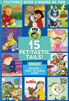 PBS Kids : 15 pet-tastic tails!