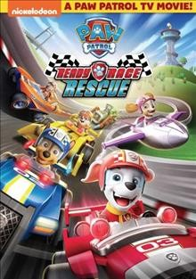 PAW patrol Ready race rescue
