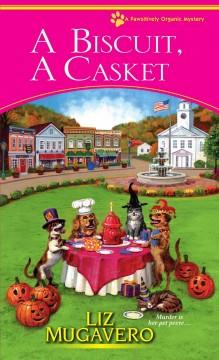 A biscuit, a casket