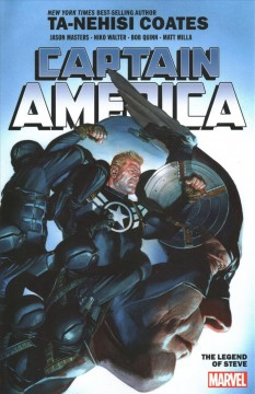 Captain America #3 The legend of Steve