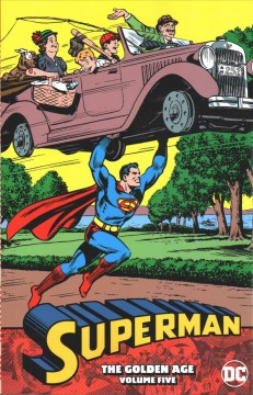 Superman, the golden age #5
