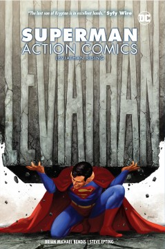 Superman action comics #2 Leviathan rising
