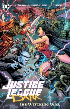 Justice League Dark #3 The witching war