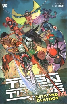 Teen Titans #3 Seek and destroy