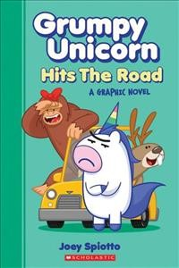 Grumpy Unicorn hits the road