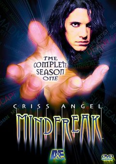 Criss Angel mindfreak The complete season one