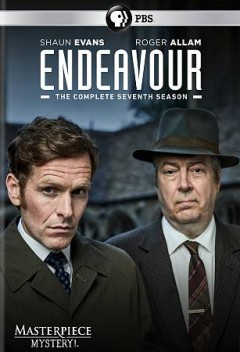 Endeavour: the complete seventh season