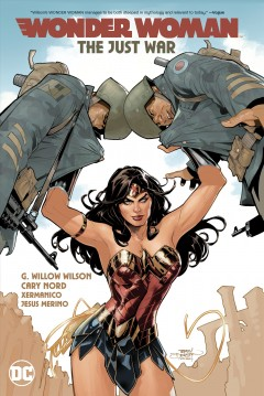 Wonder Woman #1 The just war