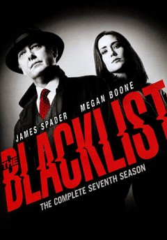 The blacklist: the complete season seven