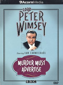 Murder must advertise Disc 1, parts 1 & 2