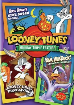 Looney Tunes holiday triple feature