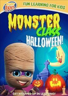 Monster class Halloween