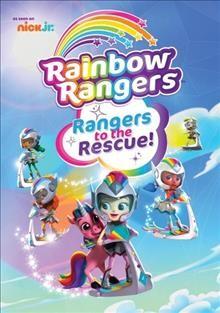 Rainbow rangers Rangers to the rescue!