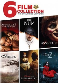 6 film collection : The conjuring universe