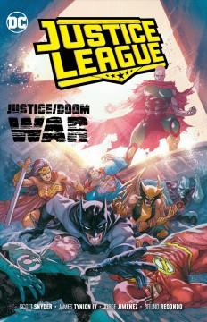 Justice League #5. Justice/Doom war