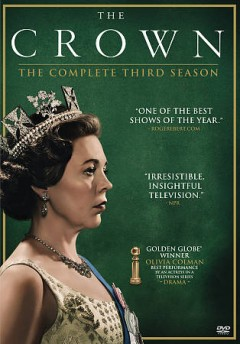The crown The complete third season