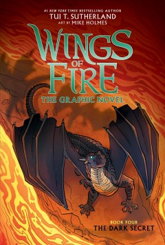 Wings of fire : the graphic novel The dark secret