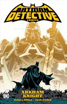 Batman, detective comics Arkham Knight