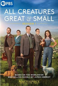 All creatures great & small Season 1