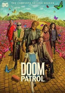 Doom patrol: the complete second season